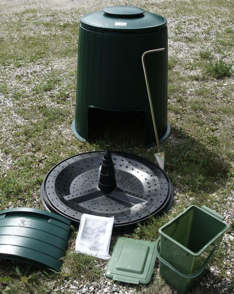 Kompost - Revas