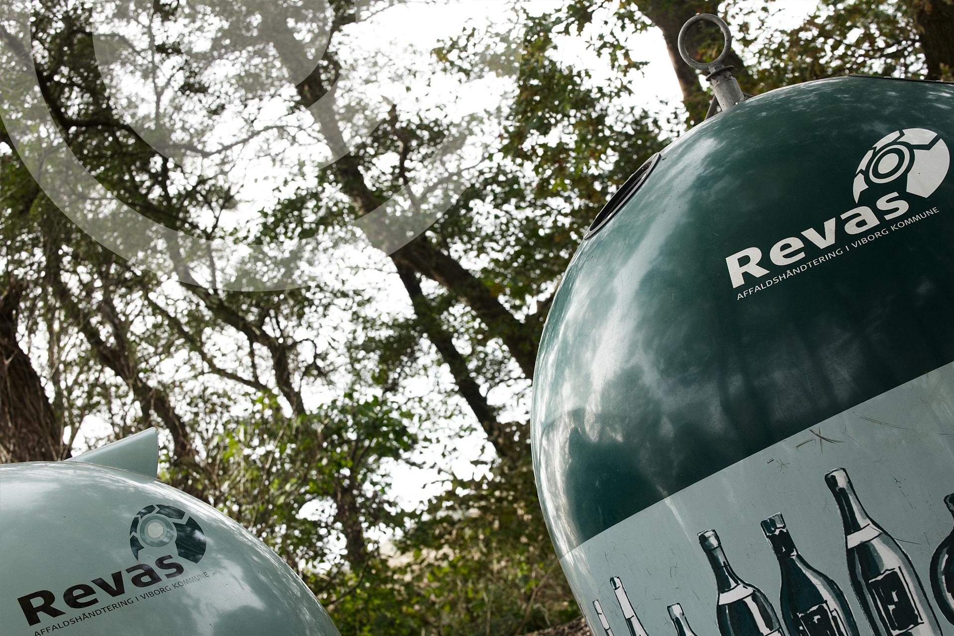 Bobler fjernes i Karupområdet - Revas